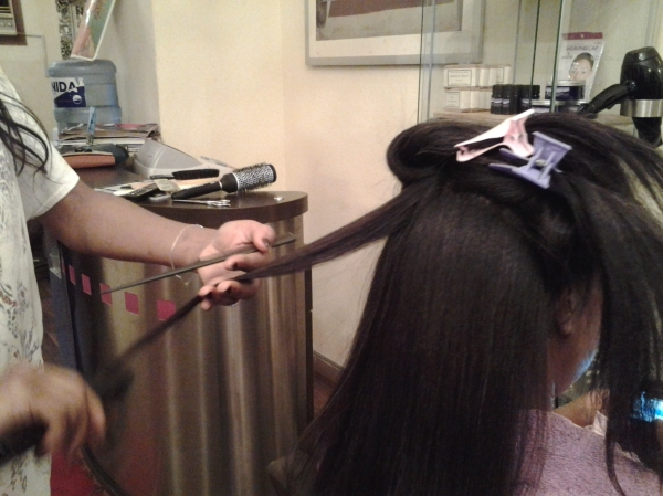 Hair extension touch of london salon treatment center for A touch of beauty salon