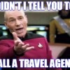 Use a TRAVEL AGENT ALWAYS